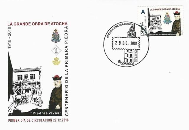 Centenario La Grande Obra de Atocha - Sobre