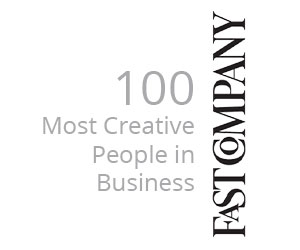 Fast Company 100 most Creative People