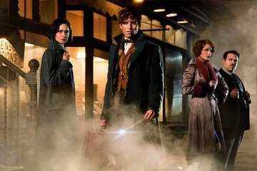 Fantastic Beasts and Where to Find Them (2016) - filmstill