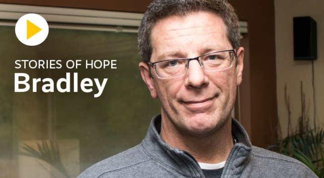 bradley, the harbor, portland rescue mission, new life ministry, new life ministries, addiction recovery