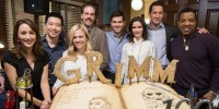 GRIMM 100th Episode Ceremony and Cake Cutting a Rose City Celebration