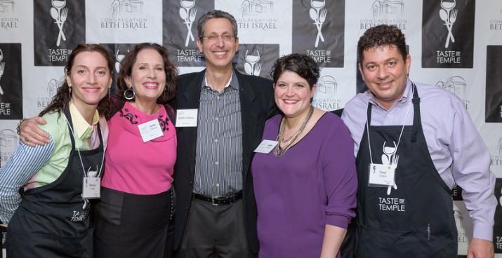 "Congregation Beth Israel's 5th annual ""Taste of Temple"" Raises $45,000"