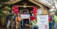 Willamette West Habitat for Humanity Honored with Bank of America's Neighborhood Builder Award