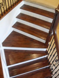 Winder Treads | Portland Stair Company