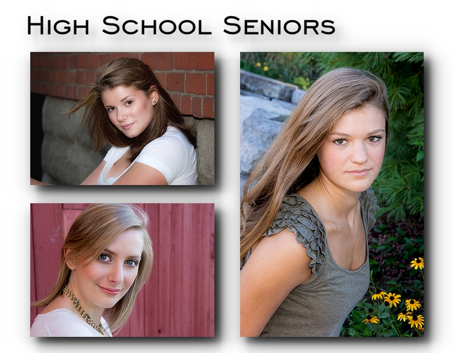 Macomb High School Senior Pictures