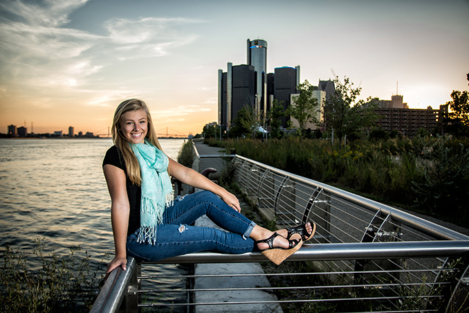 Warren Cousino High Senior Pictures, Macomb County