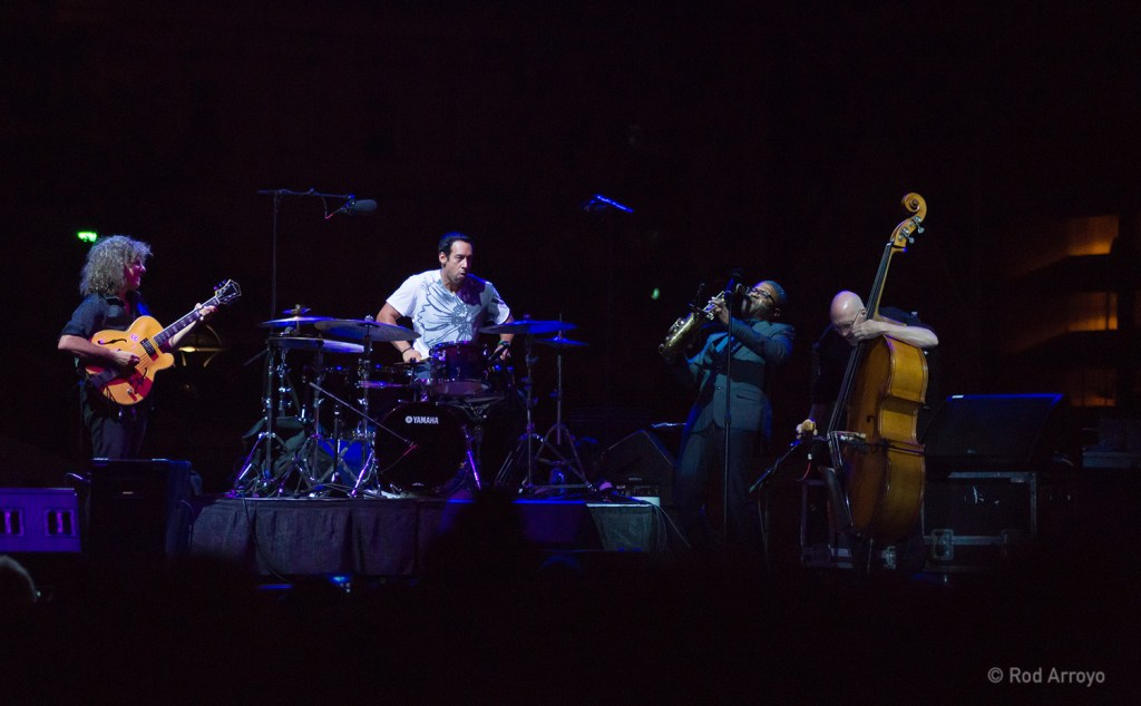 Pat Metheny, Antonio Sanchez, Kenny Garrett, and Scott Colley