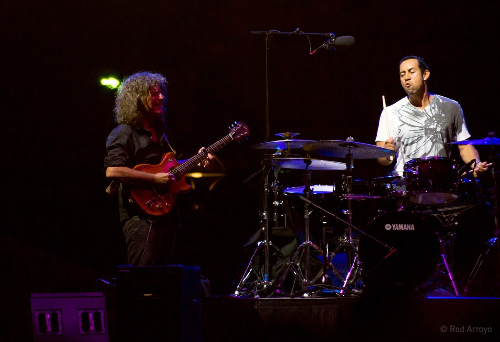 Pat Metheny and Antonio Sanchez