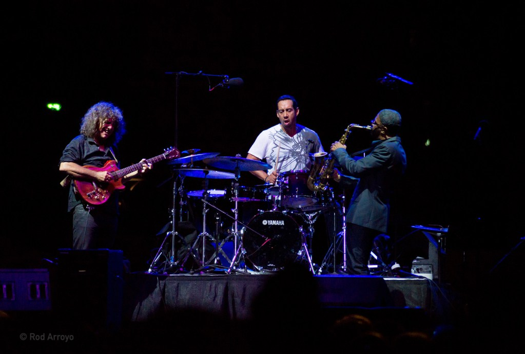 Pat Metheny, Antonio Sanchez, Kenny Garrett