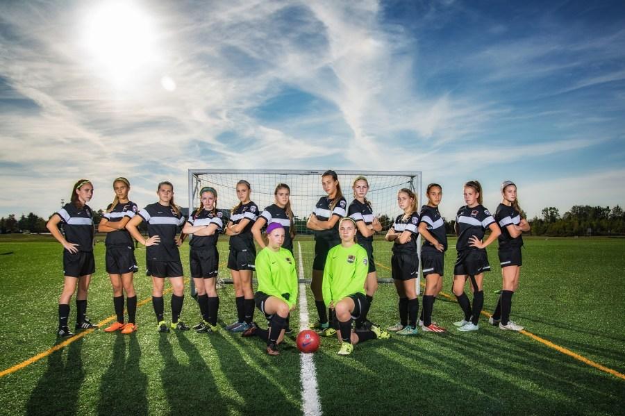 Macomb County Soccer Photo