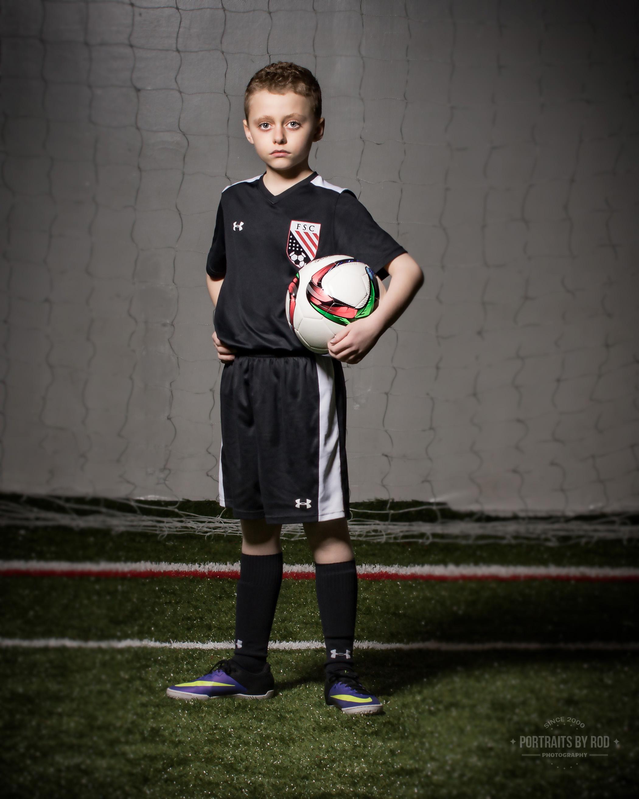 Detroit Soccer Portraits