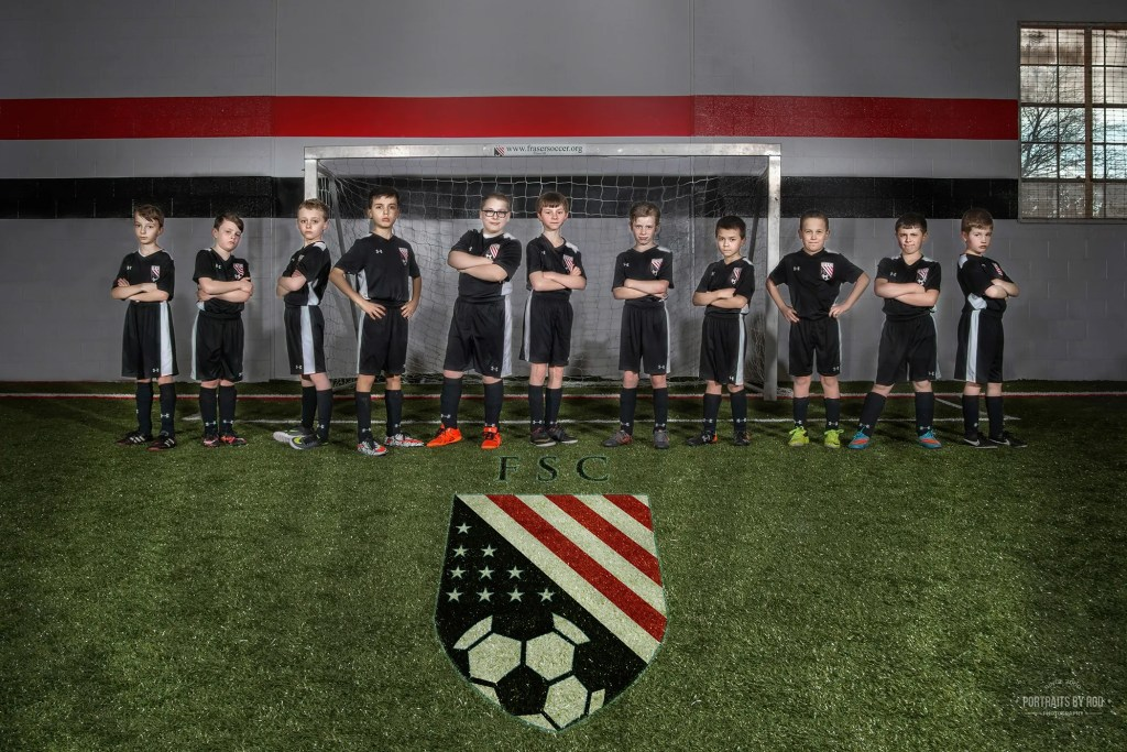 Macomb County Soccer Photos