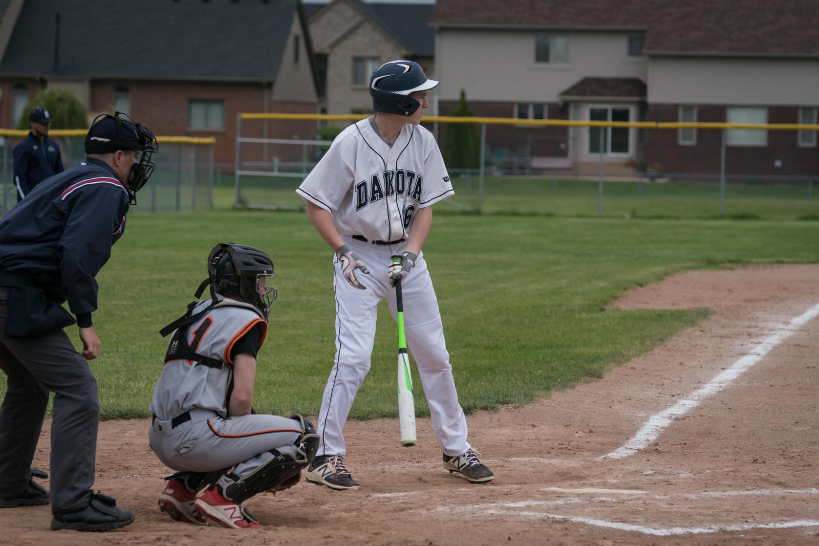 Dakota JV Baseball v Utica-03889