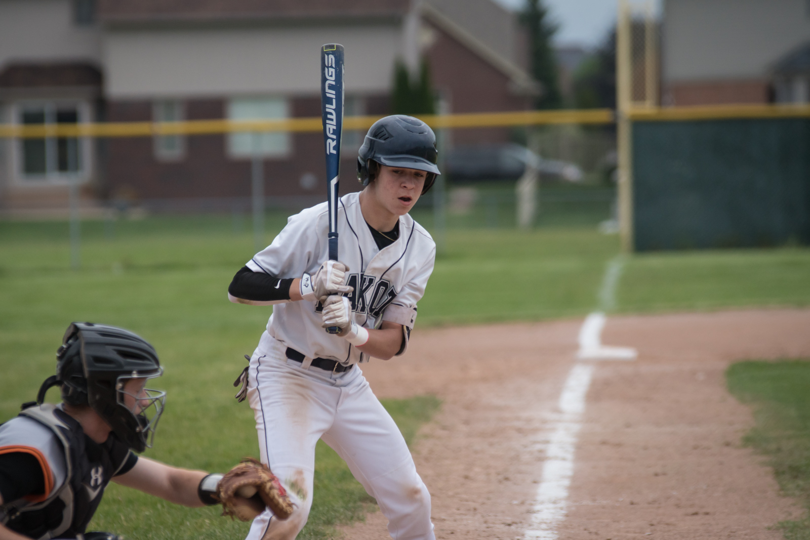 Dakota JV Baseball v Utica-04148