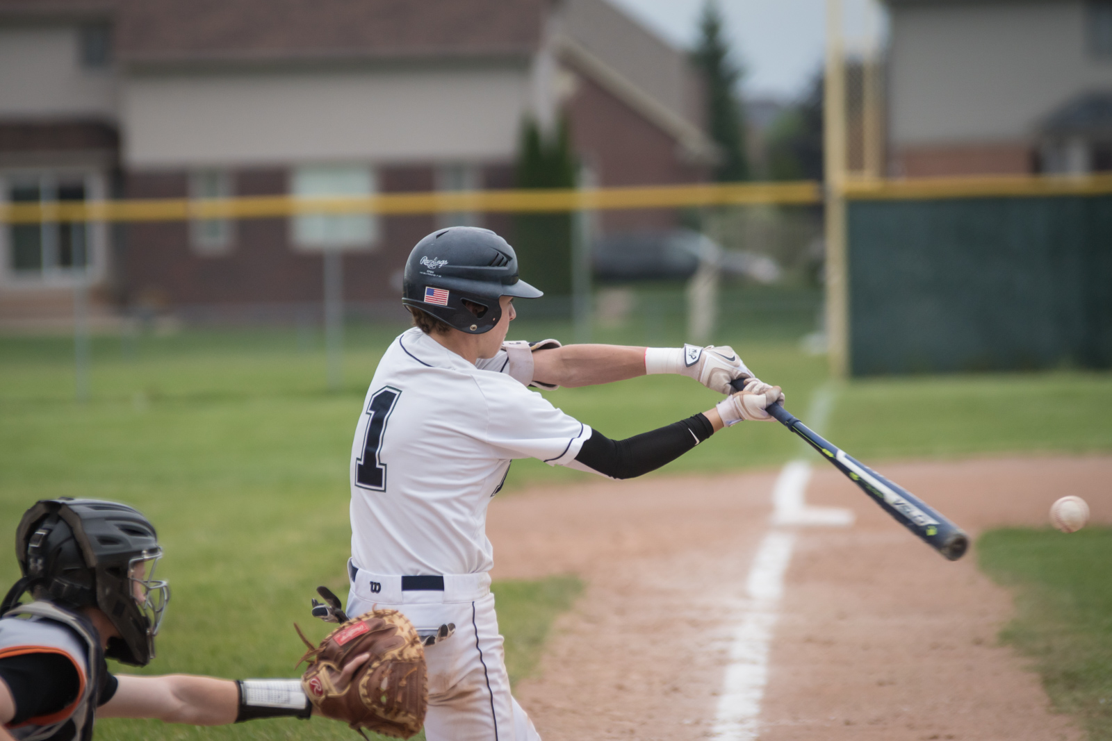 Dakota JV Baseball v Utica-04155