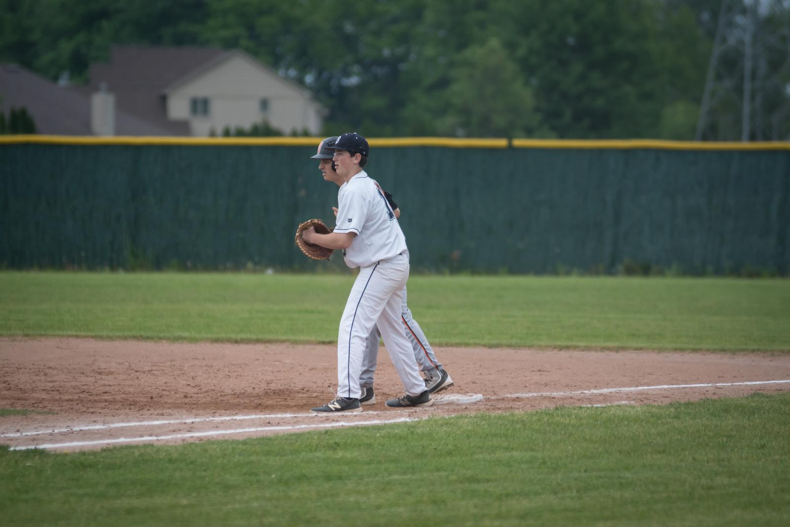 Dakota JV Baseball v Utica-04190