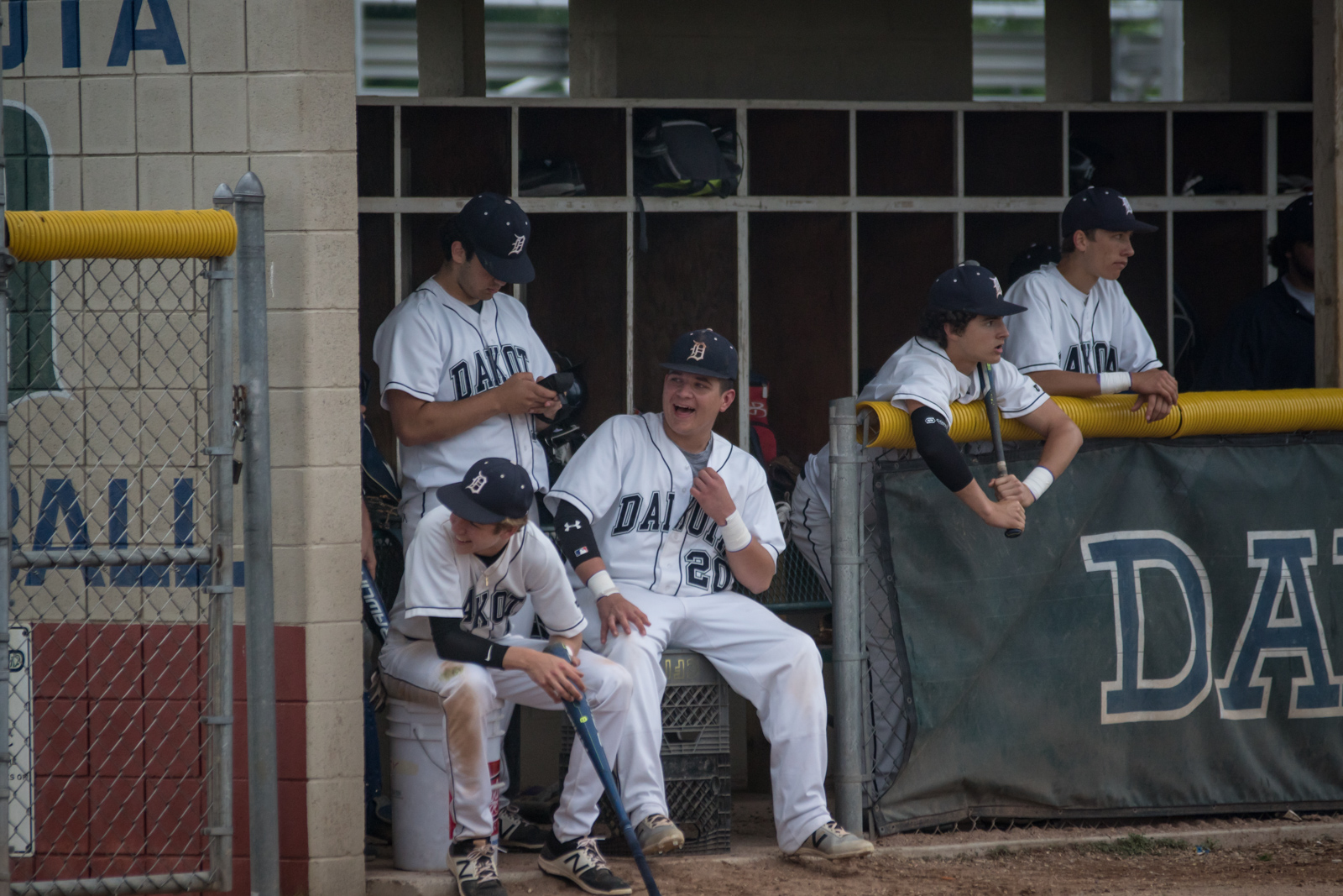 Dakota JV Baseball v Utica-04252