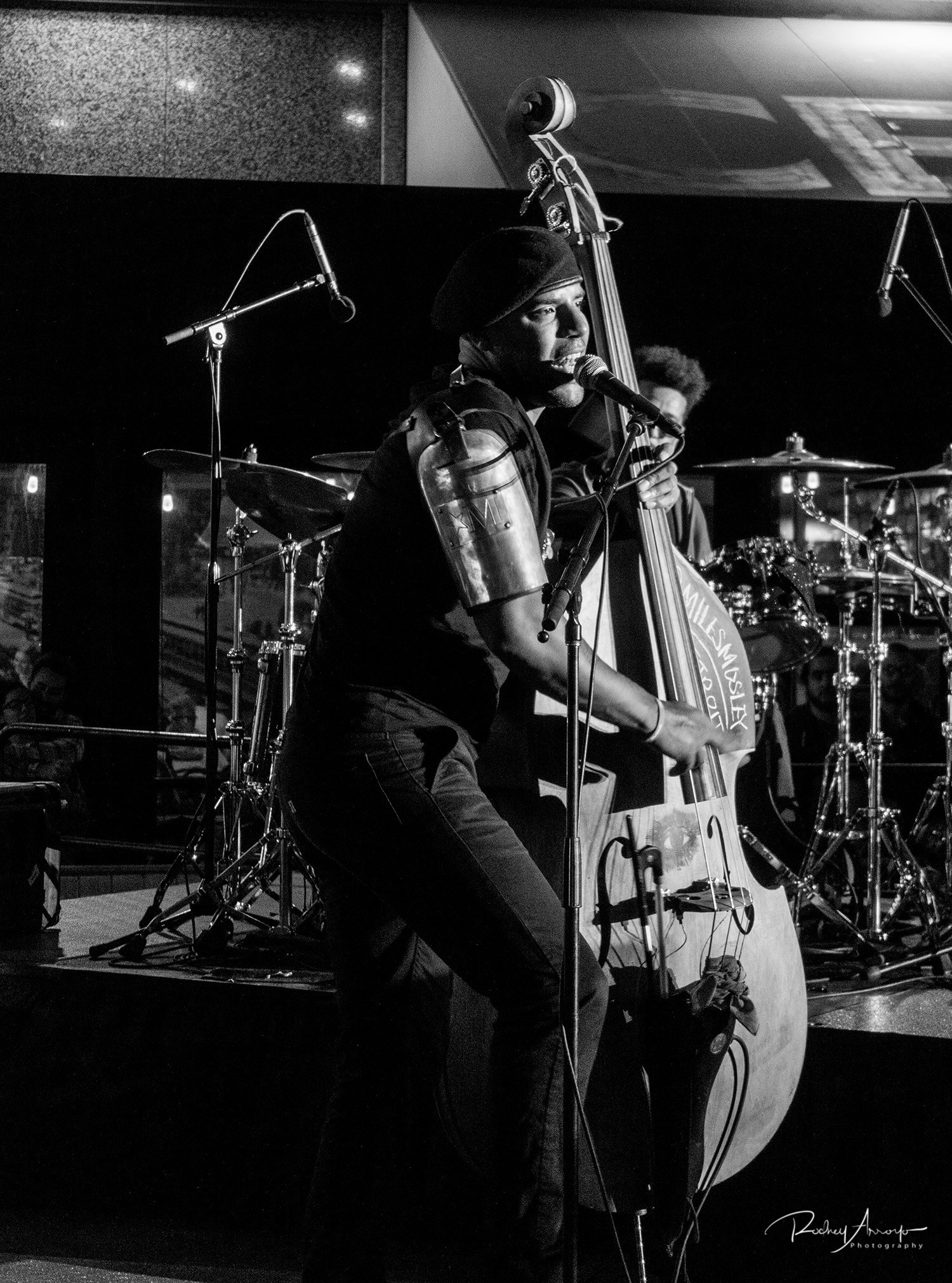 Miles Mosley in Detroit