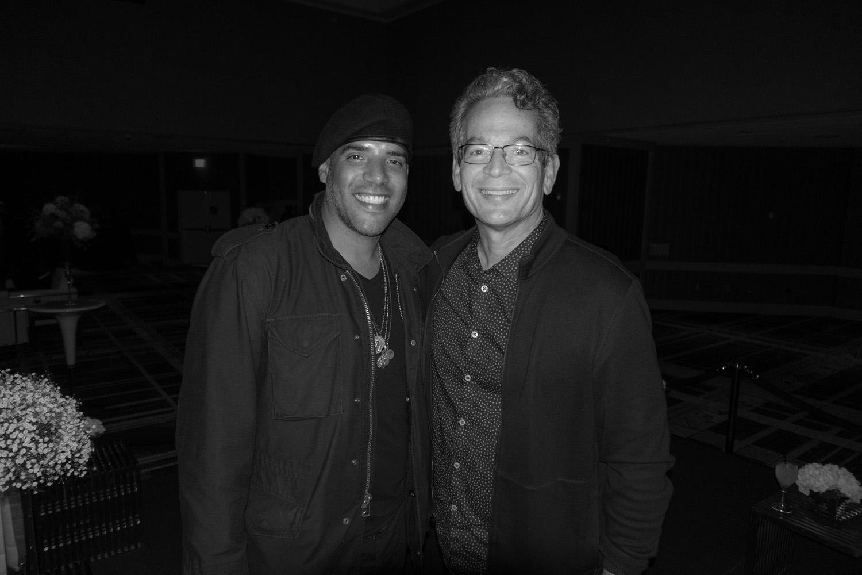 Miles Mosley and Rod Arroyo