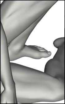 Male Sitting Figure Reference Pose - Set 10