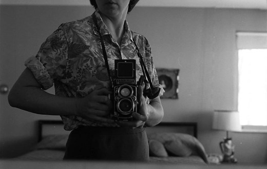 Vivian Meir- Self Portrait