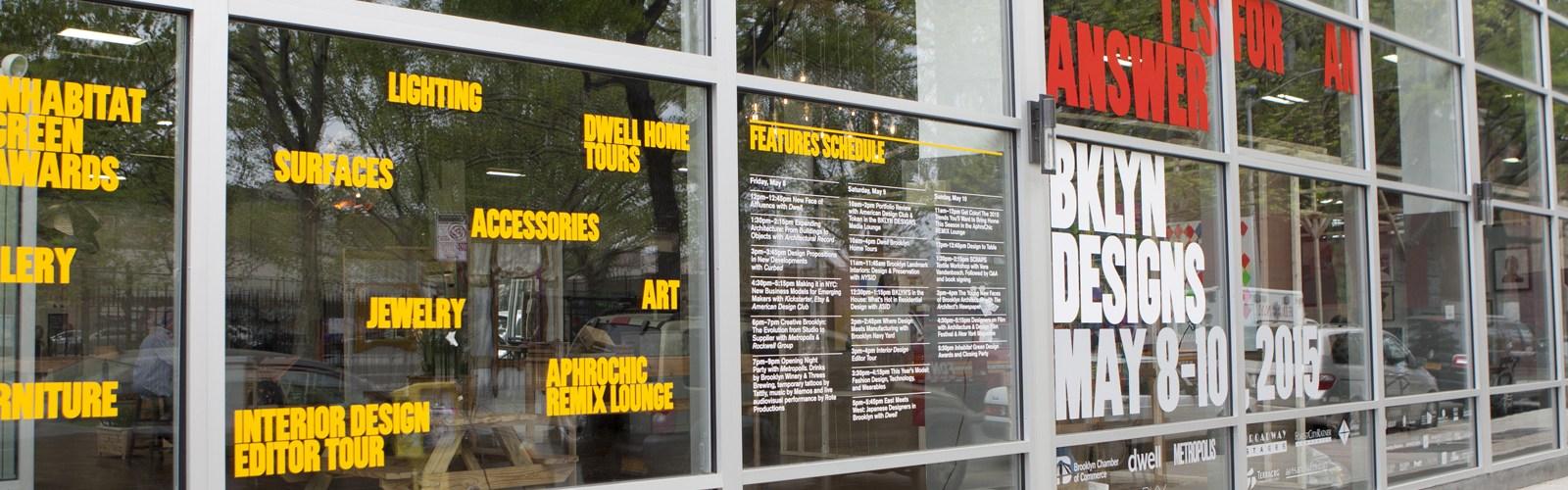 Design, Brooklyn, New York Design Week