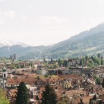 Lucerne skyline