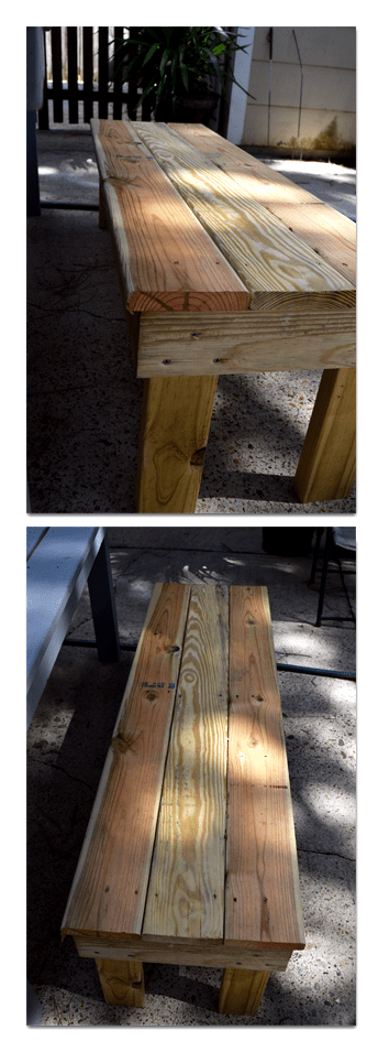 Farmhouse benches 12