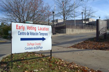 early-voting-sign