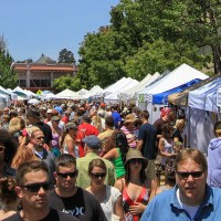 2014 #Petaluma Art & Garden Festival A Great Success
