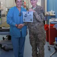 Saving and Raising Lives: An Interview with Lt. Jaclyn Cuevas Trosper