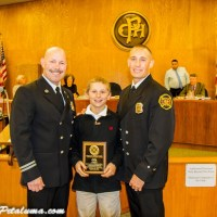 10-Year Old Penngrove Boy Saves His Mother's Life in #Petaluma