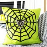 Spiderweb Pillow Tutorial