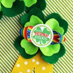 Pinch-Proof St. Patrick's Day Badges