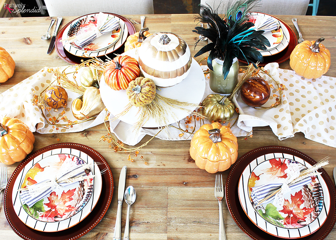 Colorful Fall Tablescape Diy Ideas And Tips