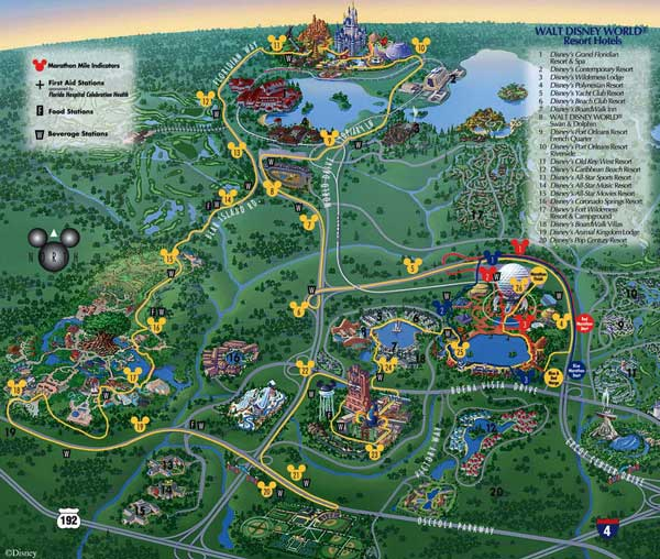 map of epcot pdf - Ecosia