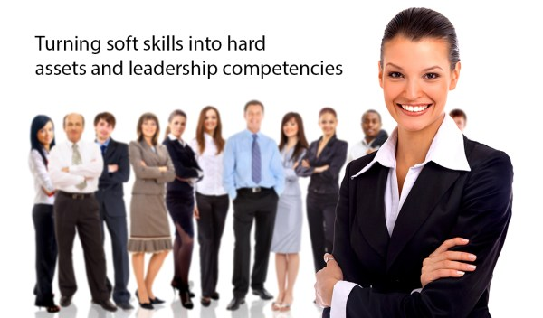 Turning soft skills into hard assets and leadership competencies at Possibil.com