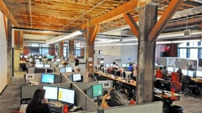 Law firm's operations center helps revitalize West Virginia mill town | Pittsburgh Post-Gazette