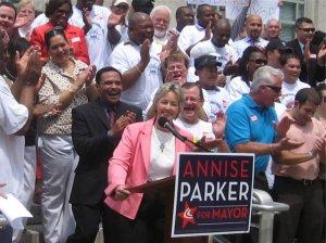 Annise Parker