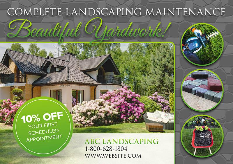 Lawn Maintenance Advertising Ideas wwwpicswe