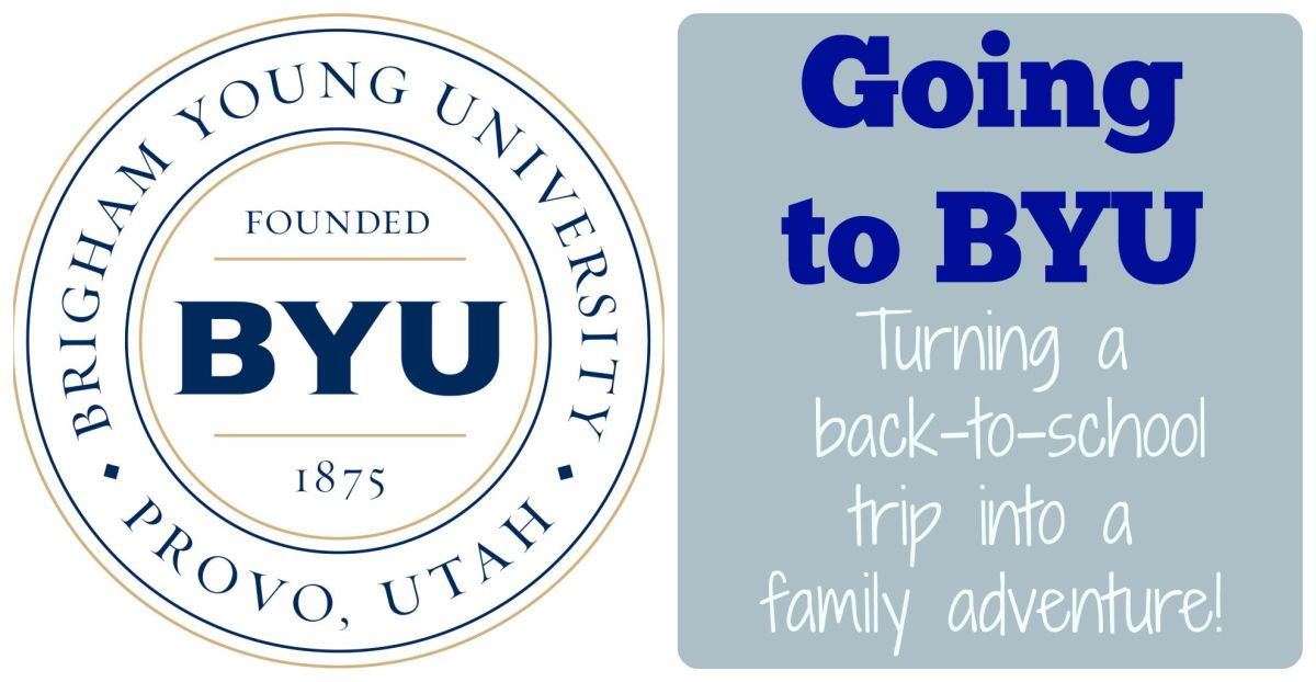 Going to BYU!!!