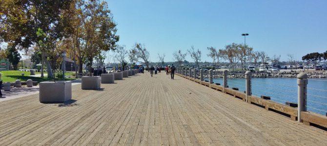 Doing the San Diego Harbor
