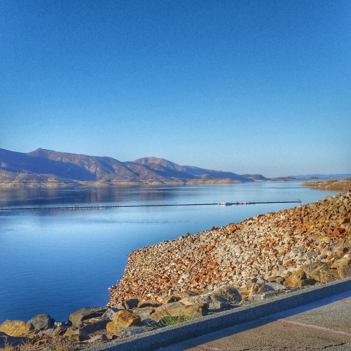 A day at diamond valley lake postcards passports for Diamond valley lake fishing