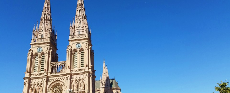 Lujan- charming excursion from Buenos Aires