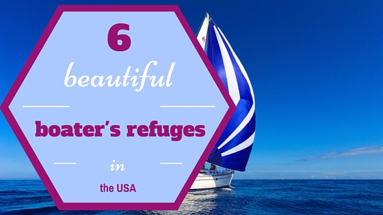 6 paradise places in the USA for boat lovers