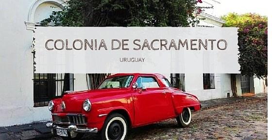 Slow down in Colonia de Sacramento