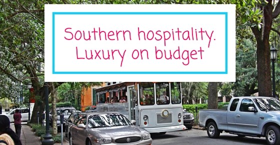 Southern hospitality: A budget-traveller's brush with luxury