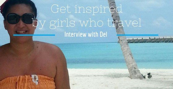 Girls who travel: interview with Del