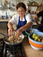 Puglia Fall 2014 - Cooking