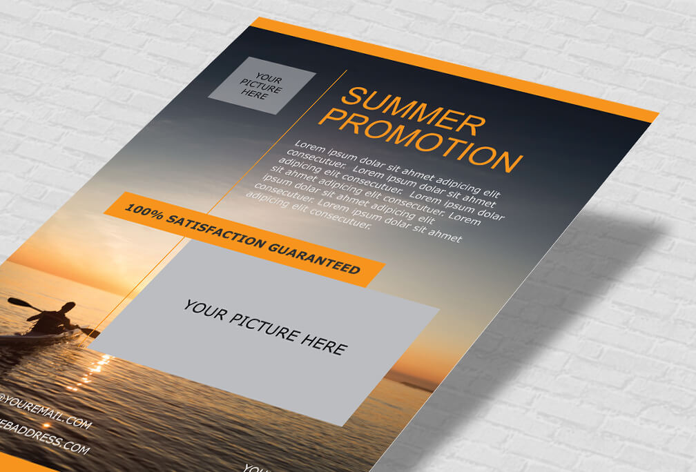 Custom Flyer Printing Service Online Business Flyers